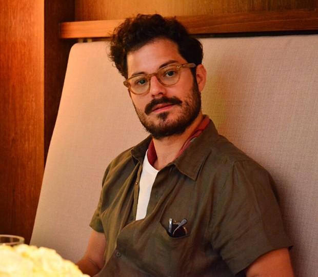 Victor Collor (Foto: Reinaldo Rollo)