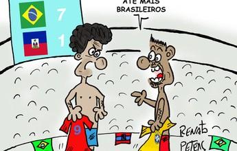 BLOG: Os haitianos adoram o Brasil