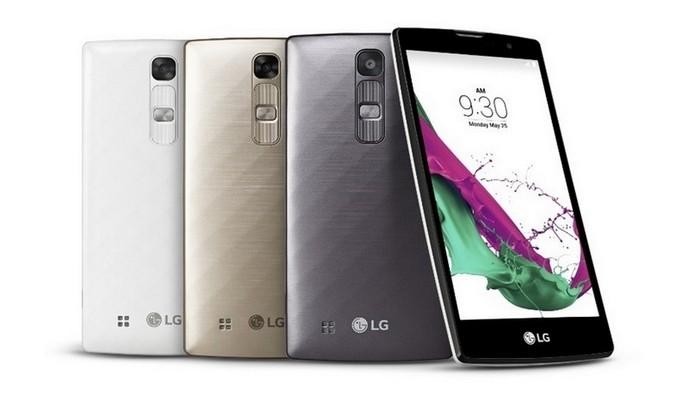 LG G4c, tambpem conhecido como G4 mini ou H525N (Foto: Divulgação/LG)