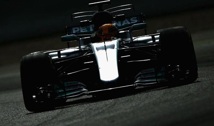 Lewis Hamilton, pré-temporada, Mercedes Formula 1 (Foto: Reprodução)