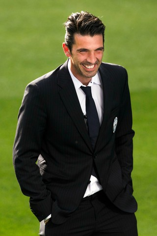 Buffon Juventus Real Madrid (Foto: AP)