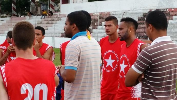 Alexandre Matão, Rio Branco-AC (Foto: Duaine Rodrigues)