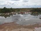 Esgoto estourado atrapalha rotina de moradores da Zona Leste de Petrolina