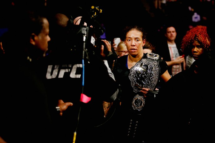 Germaine de Randamie UFC 208 (Foto: Getty Images)