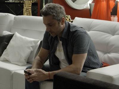 Romero manda mensagem para facção criminosa (Foto: TV Globo)