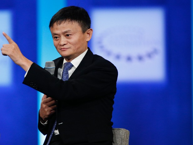 Jack Ma (Foto: getty images)