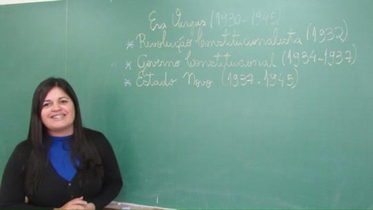 Vestiba 2017: professora de história explica os diferentes períodos da Era Vargas