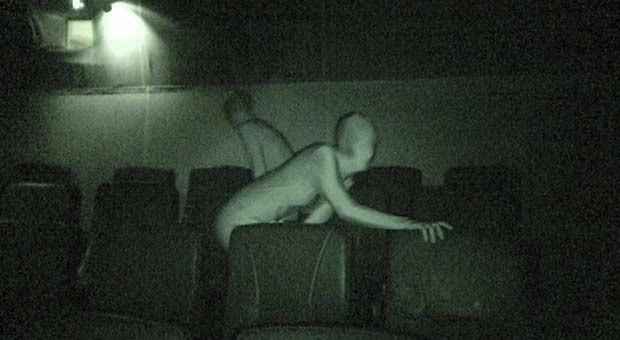 Cinema de Londres usa 'ninjas' para silenciar barulhentos (Foto: BBC)