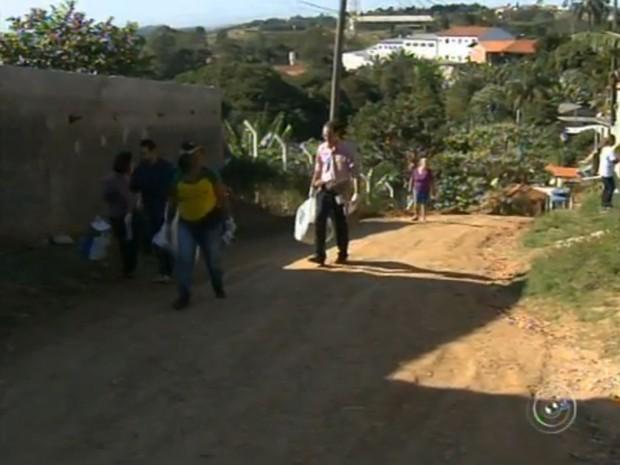 Secretaria de Saúde intensifica combate à dengue em Mairinque (Foto: Reprodução/TV TEM)