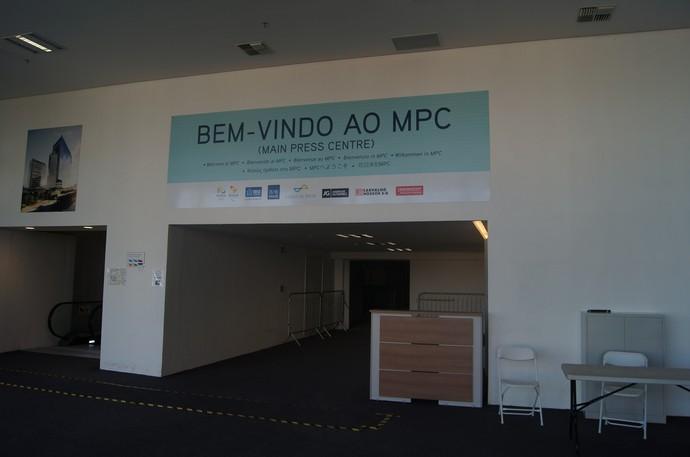 MPC Rio 2016, primeiro dia aberto para a imprensa (Foto: Thierry Gozzer)