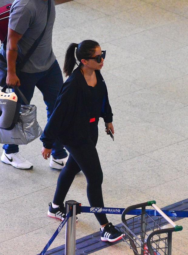 Anitta (Foto: William Oda / AgNews)
