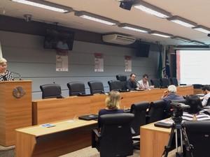 Pró-reitor diz que Unicamp trabalha na revisão de estatutos (Foto: G1 Campinas)