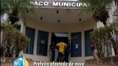 Câmara volta a afastar prefeito de Estrela do Norte