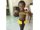 Giovanna Ewbank posta foto da filha, Titi: 'Eu e minha abelhinha'
