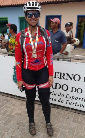 Layana Matos, Rally Cerapió (Foto: Wenner Titto)