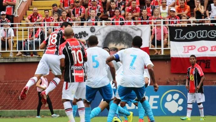 Joinville x Avaí (Foto: José Carlos Fornér/JEC)