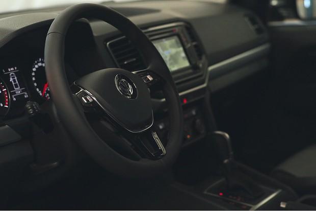 Nova Volkswagen Amarok (Foto: Divulgação)