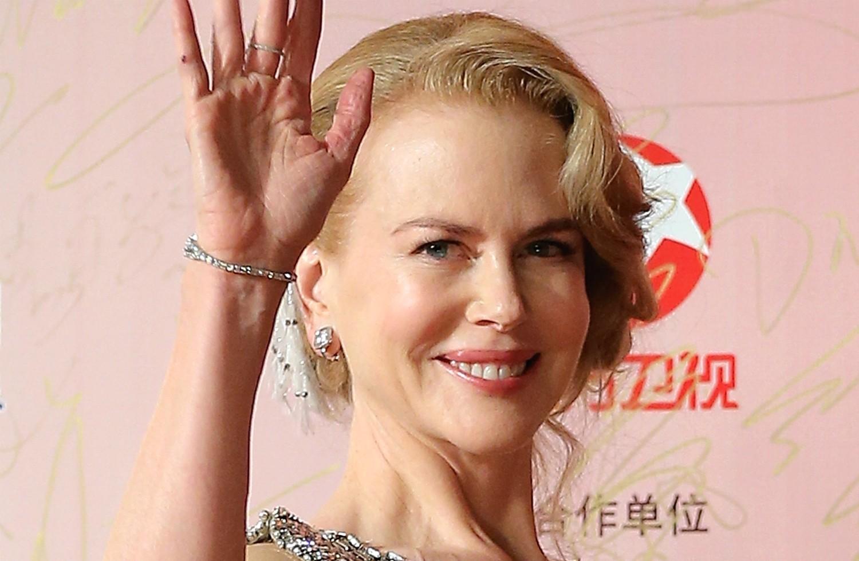 A atriz de 47 anos Nicole Kidman era massagista 30 anos atrás, para ajudar na renda familiar. (Foto: Getty Images)