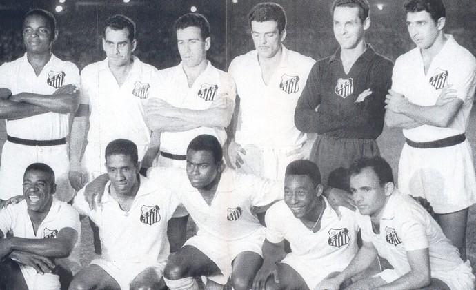 Santos 1958 (Foto: Divulgação/ santosfc.com.br)