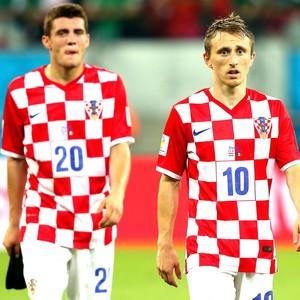 Kovacic Croácia e México (Foto: Getty Images)