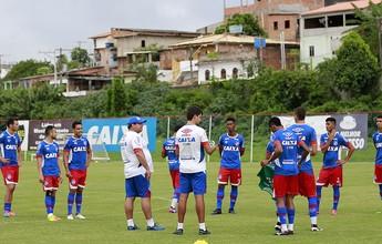 Com chance de garantir classificação, Bahia pega o Flamengo de Guanambi