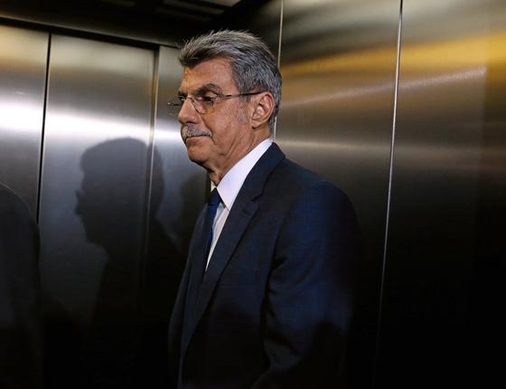 O senador Romero Jucá  (Foto: Pedro Ladeira/Folhapress)