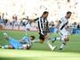 Como superar Martín Silva? Botafogo prega tranquilidade e pontaria por gol