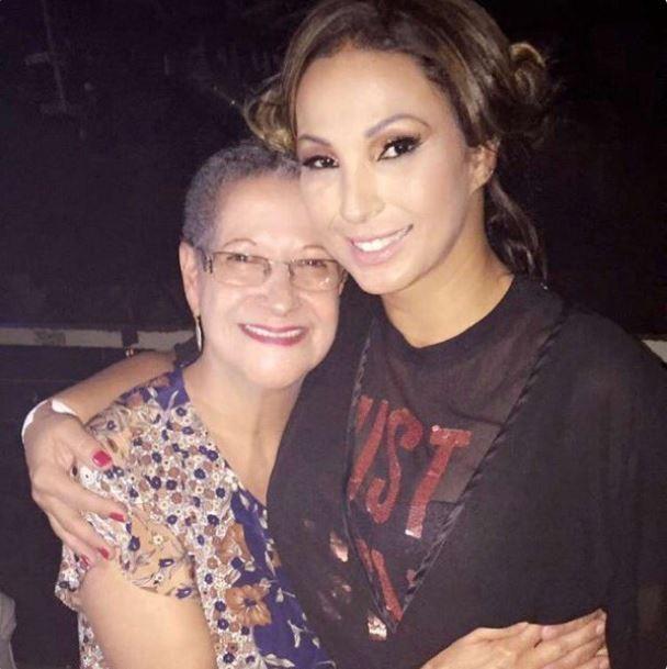 Dona Geralda e Valesca (Foto: Instagram / Reprodução)