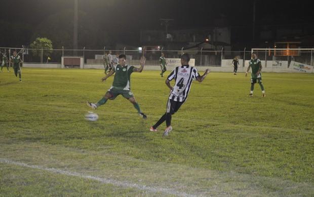 Santos e Independente ficam no empate fechando a segunda rodada do returno (Foto: Jonhwene Silva/GE-AP)