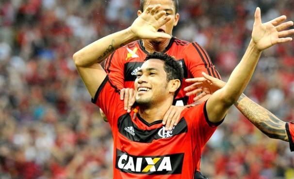 Flamengo vai ao México jogar pela Libertadores (Foto: Alexandre Vidal / Fla Imagem / Reprodução Globoesporte.com)