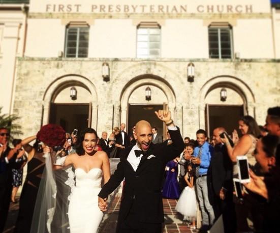 Casados, mas ainda convencionais