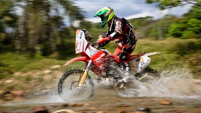 Jean Azevedo Rally dos Sertões (Foto: Fabio Davini/ DFotos)