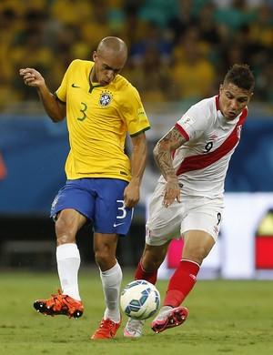 MIranda Brasil x Peru (Foto: André Mourão / MoWA Press)
