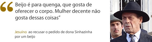 frase-jesuino (Foto: Gabriela/TV Globo)