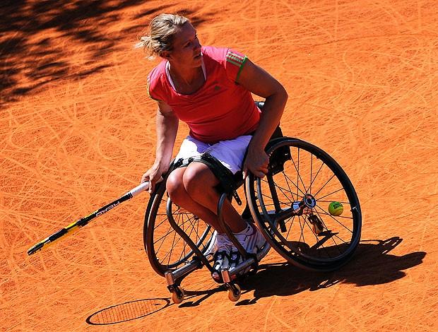 Esther Vergeer prêmio Roland Garros tênis (Foto: Divulgação)