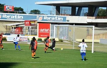 Copa do BR Feminino: Vitória-PE inicia com goleada e Náutico perde em casa