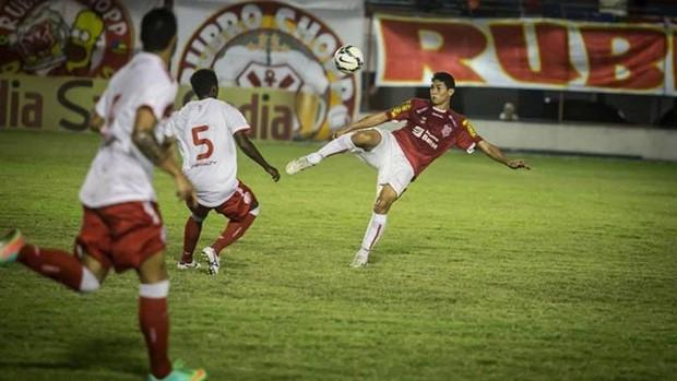 Sergipe estreou com vitória na Copa do Brasil (Foto: Filipe Araújo/FSF)