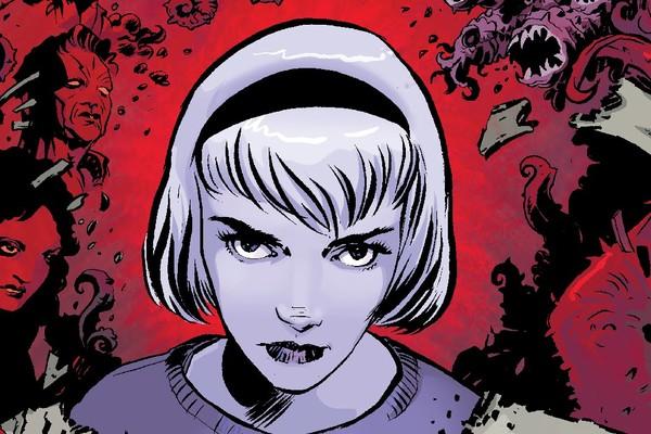 Série será adaptada da HQ Chilling Adventures of Sabrina (Foto: reprodução)