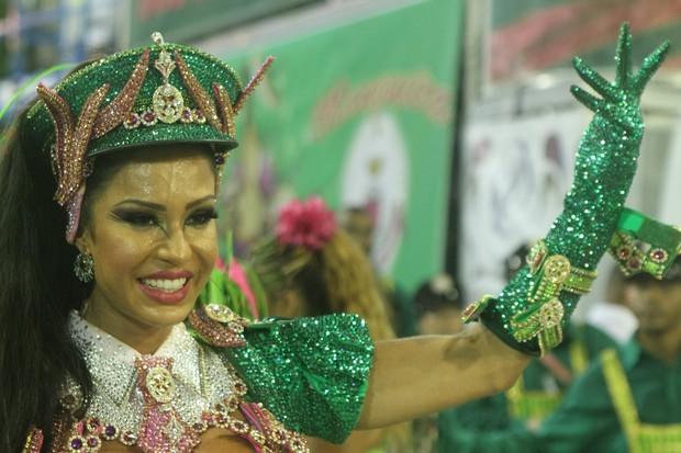 Gracyanne Barbosa (Foto: Raphael Mesquita/Fotorio News)
