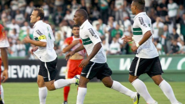 Coritiba vence o Paranavaí com goleada no Paranaense (Foto: Divulgação/site oficial do Coritiba Foot Ball Club)