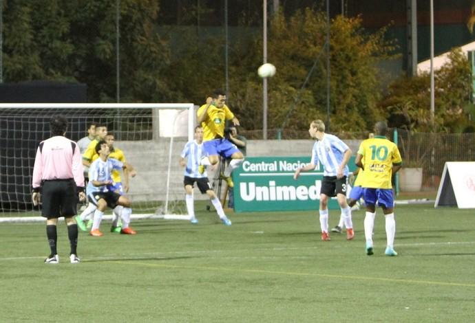 Futebol Paraolímpico (Foto: Luciano Bonomo)