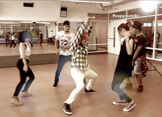 'Zappeando' destaca Corpo de Performance Bounce (Foto: Zappeando)