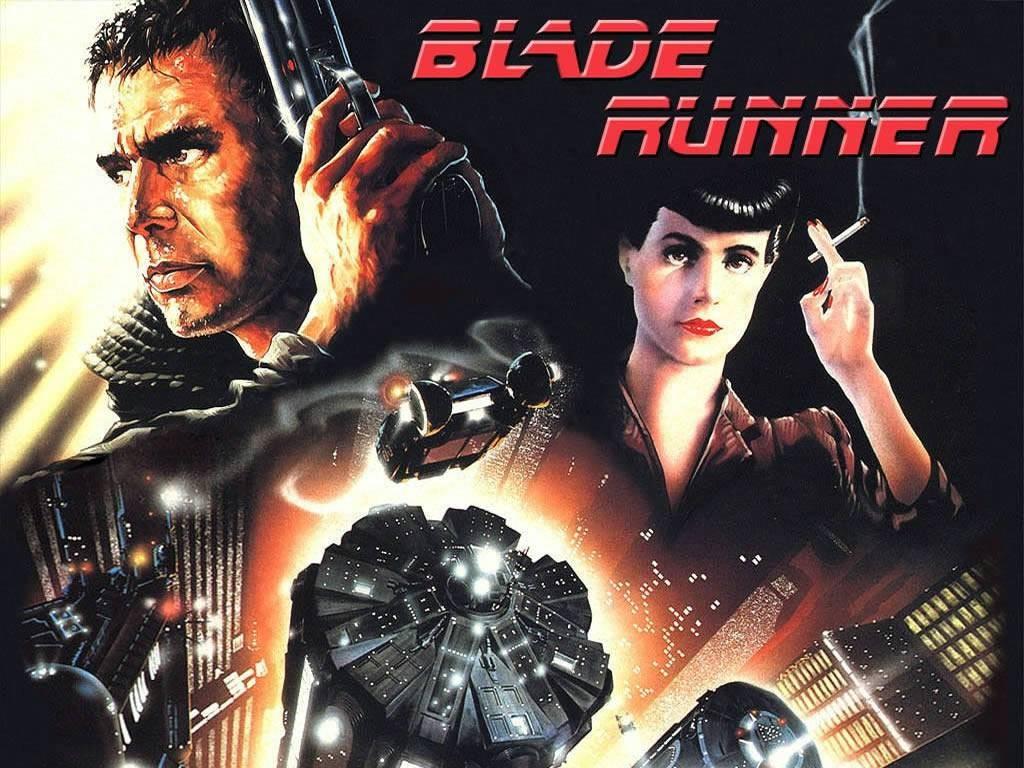 Cartaz do filme dirigido por Ridley Scott, estrelando Harrison Ford (Foto: Reprodução)