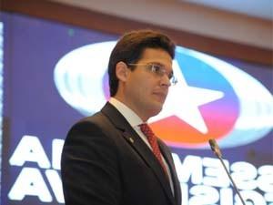 Presidente da Comissão de Orçamento, deputado Alexandre Almeida (Foto: Divulgação/Assembleia Legislativa)