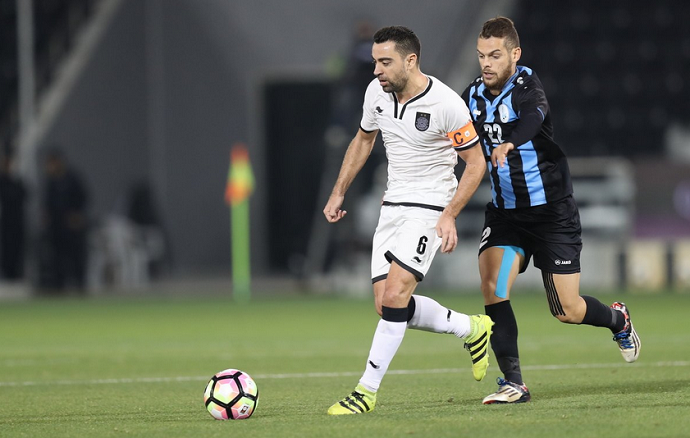 BLOG: Xavi marca duas vezes pela primeira vez no Catar e ajuda Al Sadd a vencer
