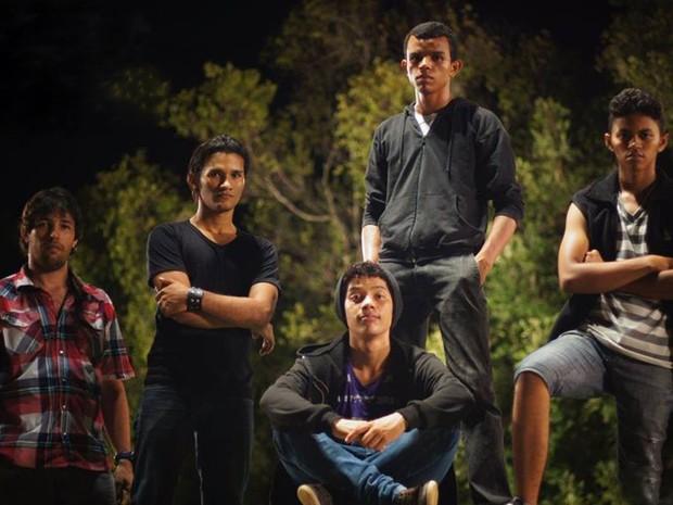 Banda SL16 (Foto: Divulgação/SL16)