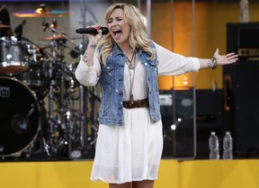 Demi Lovato (Foto: Mike Segar/Agência Reuters)