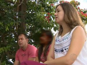 Polícia Civil apura caso de adolescente encontrada em São João del Rei (Foto: Reprodução/ TV Integração)
