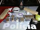 Homem é preso com cinco quilos de maconha em Pinda, SP