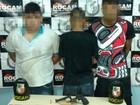 Suspeitos de assaltos a coletivos na Zona Norte de Manaus são presos